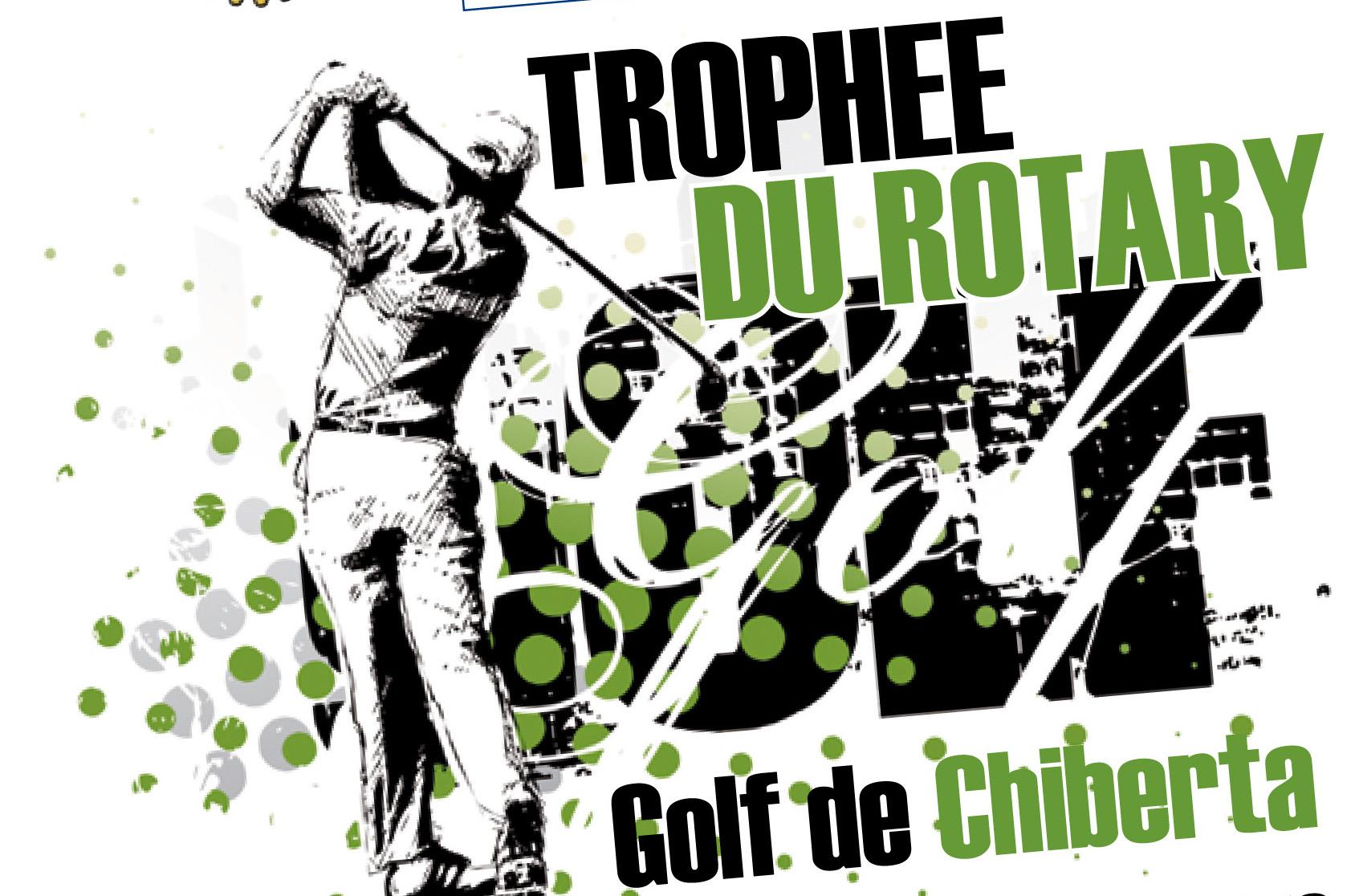 Trophée Golf du Rotary – Septembre 2015
